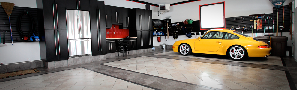 Home page for Custom garage design