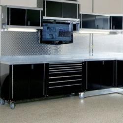 Garage Cabinet Solutions | GarageGuyz