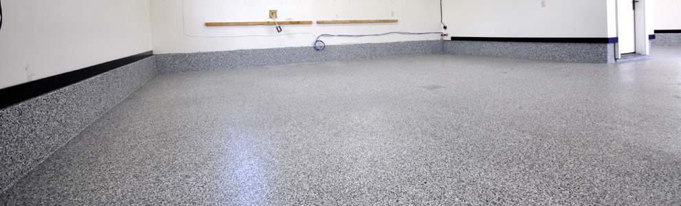 Garage Flooring and Concrete Coatings