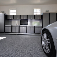 Custom Garage Designs