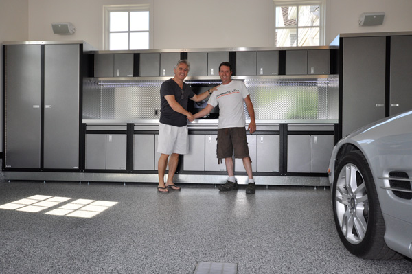 Garage Lifts And Storage Solutions