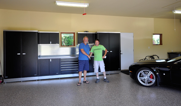 Garage designs ottawa for Custom garage design