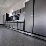 Installed Garage Cabinets