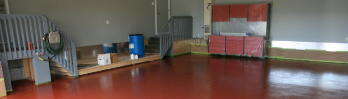 Garage Floor Coating | GarageGuyz