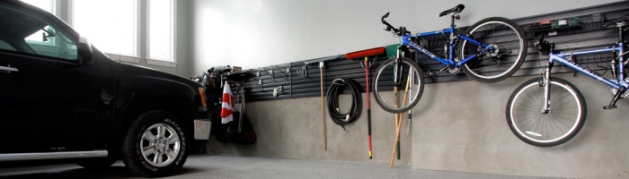 Garage Wall Storage, Racks and Hooks | GarageGuyz